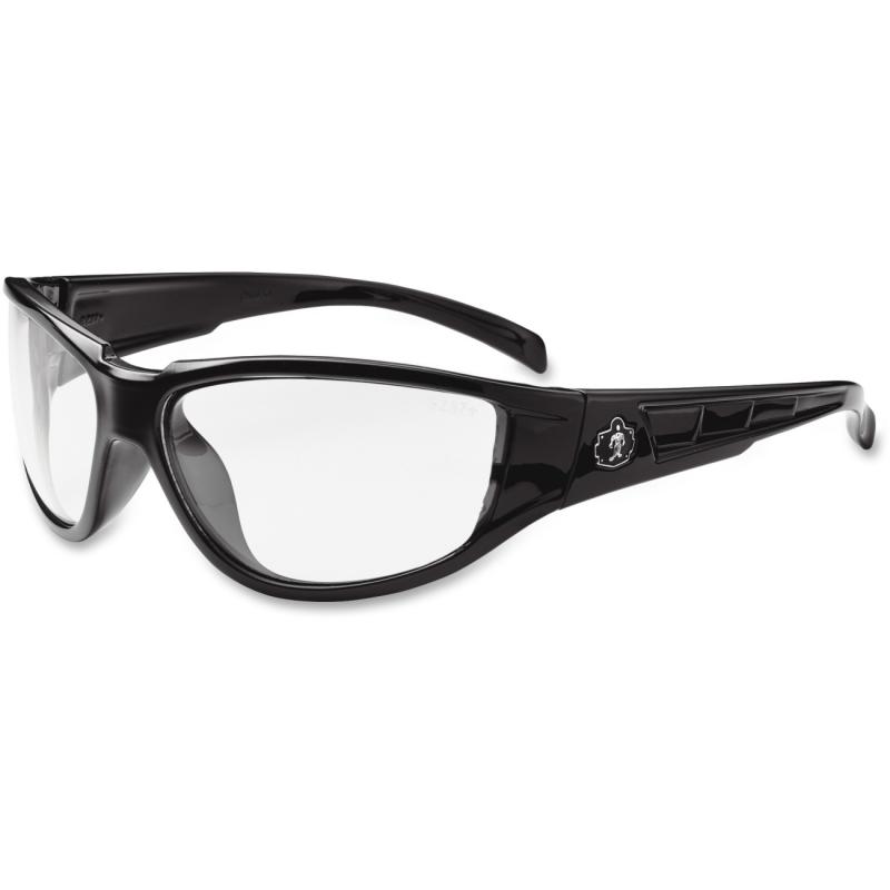 Ergodyne Clear Lens Safety Glasses 55000 EGO55000 Njord