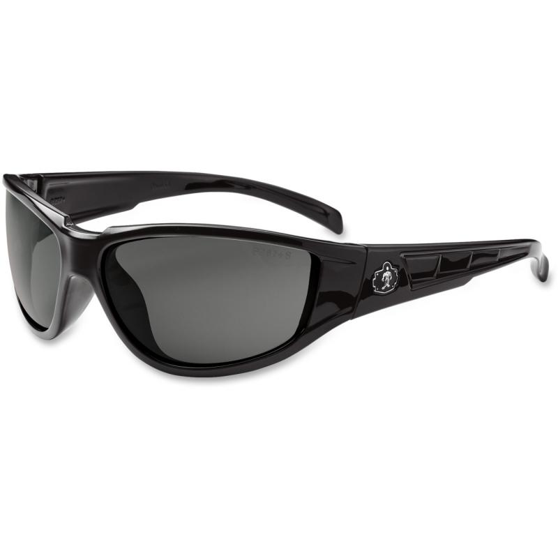 Ergodyne Smoke Lens Safety Glasses 55030 EGO55030 Njord