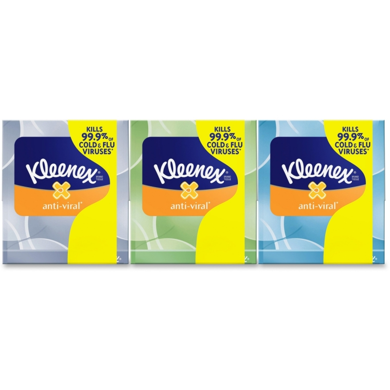 Kleenex Anti-Viral Facial Tissue 21286CT KCC21286CT