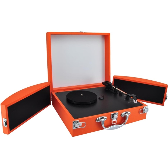 Pyle Record Turntable PVTTBT8OR