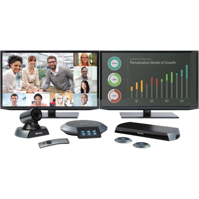 LifeSize Icon Video Conference Equipment 1000-0000-1168 600