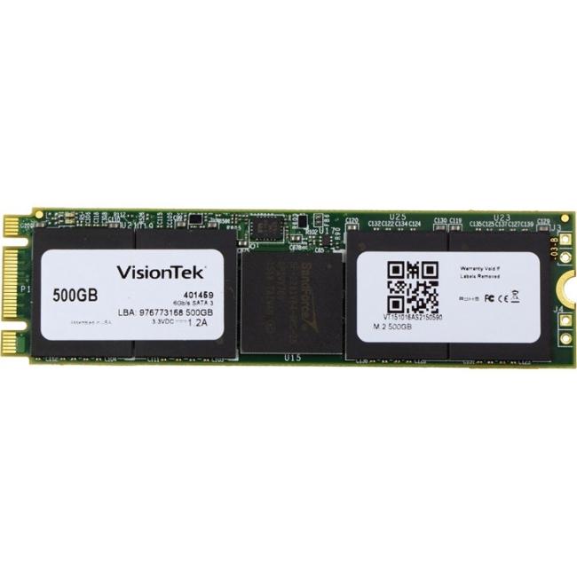 Visiontek SSD 500GB M.2 2280 SATA NGFF 900831
