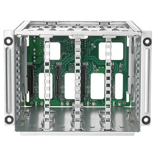 HP Apollo 4200 4 LFF Rear Hard Drive Cage Kit 806563-B21