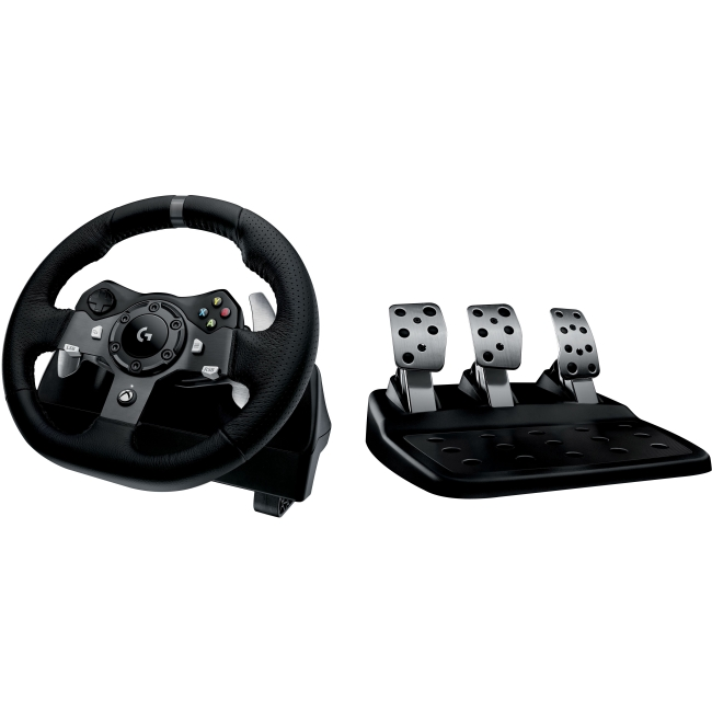 Logitech Driving Force Racing Wheel For Xbox One And PC 941-000121 G920