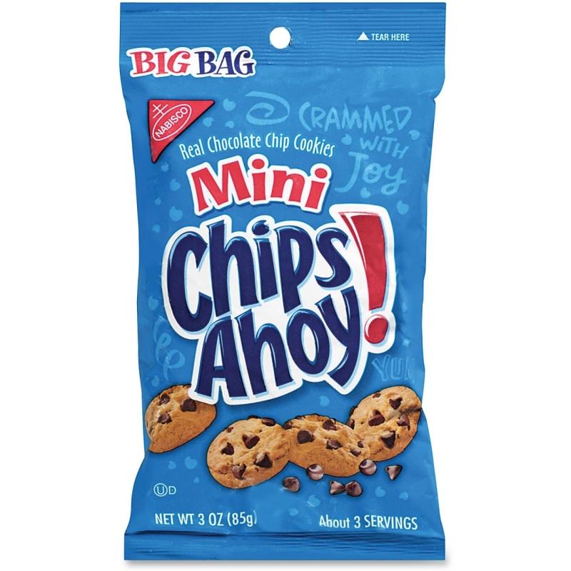 Chips Ahoy! Mini Chocolate Chip Cookies 00679 MDZ00679