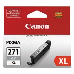 Canon 0340C001 (CLI-271XL) High-Yield Ink, Gray CNM0340C001 0340C001