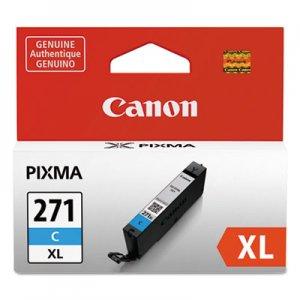 Canon (CLI-271XL) High-Yield, Ink, Cyan CNM0337C001 0337C001