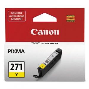Canon 0393C001 (CLI-271) Ink, Yellow CNM0393C001 0393C001