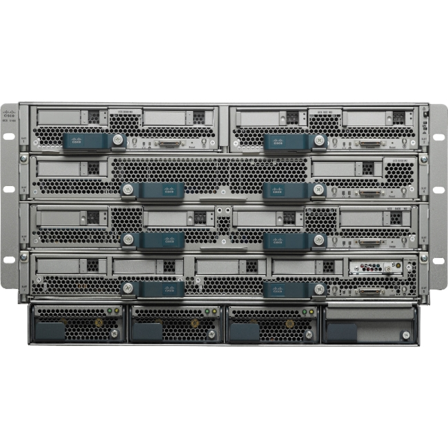 Cisco UCS 5100 Series Blade Server Case UCS-SP-5108-AC2 UCS 5108