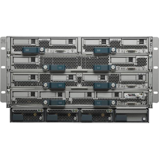 Cisco UCS 5100 Series Blade Server Case UCS-SP-5108-AC2 UCS 5108