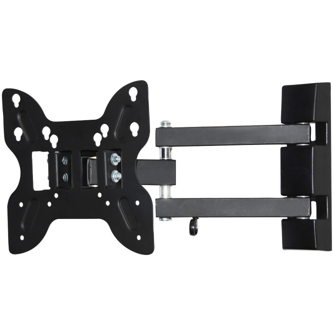 PyleHome 14'' to 37'' Flat Panel Triple Arm Articulating Tlit & Swivel TV Wall Mount PSW710S