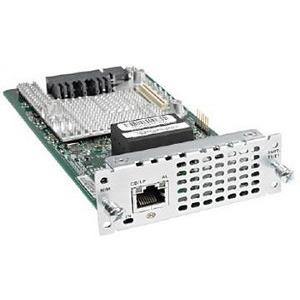Cisco 1 Port Multi-flex Trunk Voice/Channelized Data T1/E1 Module NIM-1CE1T1-PRI