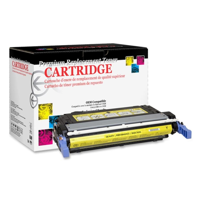 West Point Remanufactured Toner Cartridge Alternative For HP 643A (Q5952A) 200172P WPP200172P
