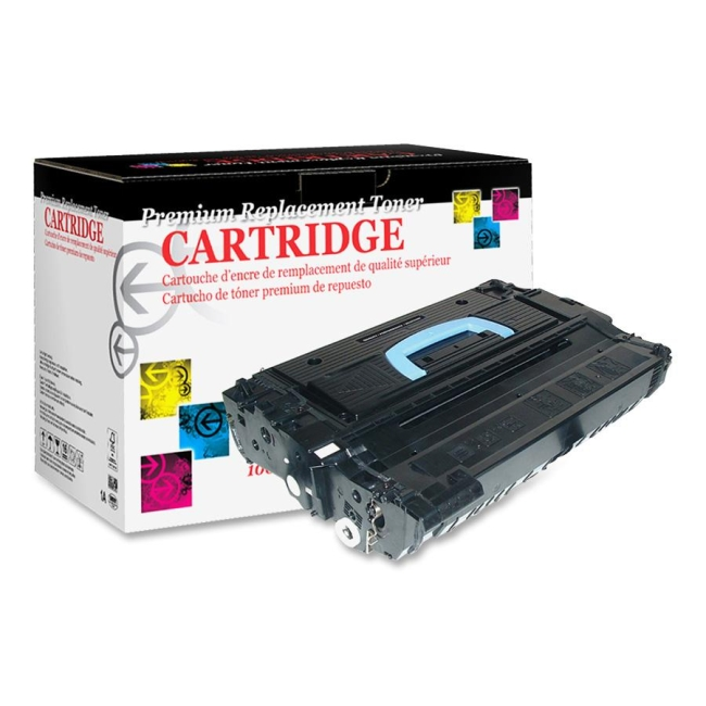 West Point Remanufactured Toner Cartridge Alternative For HP 43X (C8543X) 200175 WPP200175