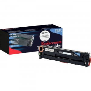 IBM Remanufactured Toner Cartridge Alternative For HP 128A (CE320A) TG95P6545 IBMTG95P6545