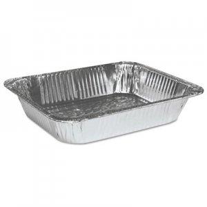 Boardwalk Half Size Aluminum Steam Table Pan, Deep, 100/Carton BWKSTEAMHFDP