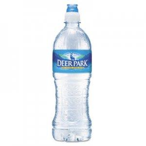 Deer Park Natural Spring Water, 23.6 oz Bottle, 24 Bottles/Carton NLE828453 828453