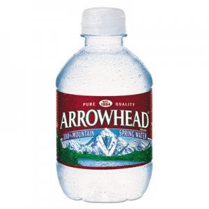 Arrowhead Natural Spring Water, 8 oz Bottle, 48 Bottles/Carton NLE827163 827163