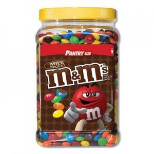 M & M's Milk Chocolate w/Candy Coating, 62 oz Bag MNM1207605 1207605