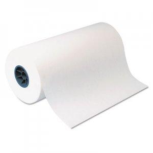 "Dixie Super Loxol Freezer Paper, 18"" x 1000 ft, White DXESUPLOX18 SUPLOX18"