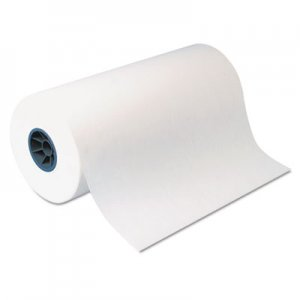 "Dixie Kold-Lok Polyethylene-Coated Freezer Paper Roll, 18"" x 1100 ft, White DXEKL18 KL18"