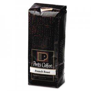 Peet's Coffee & Tea Bulk Coffee, French Roast, Ground, 1 lb Bag PEE501546 501546
