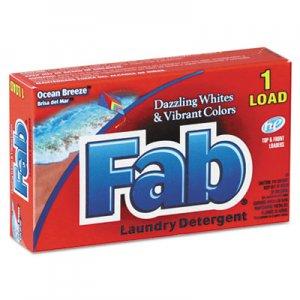 Fab Dispenser-Design HE Laundry Detergent Powder, Ocean Breeze, 1 oz Box, 156/Carton VEN035690 VEN 035690