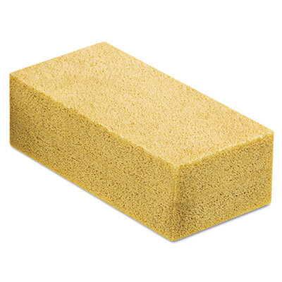 "Unger Fixi-Clamp Sponge, 8 x 3 in, 2"" Thick, Orange UNGSP01 SP010"