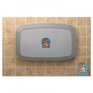 Koala Kare Horizontal Baby Changing Station, 35 x 22, Gray KKPKB20001 KB200-01