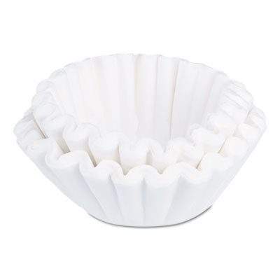 BUNN Flat Bottom Funnel Shaped Filters, for Sys III Brewer, 252/PK BUNSYS3504 20120.0000
