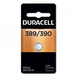 Duracell Silver Oxide Medical Battery, 389, 36/Carton DURMND389BPK D389/390BPK