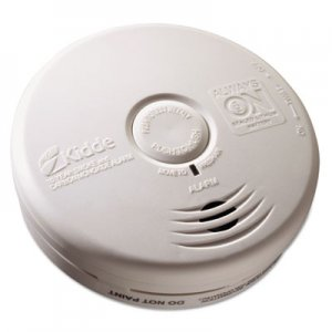 "Kidde Kitchen Smoke/Carbon Monoxide Alarm, Lithium Battery, 5.22""Dia x 1.6""Depth KID21010071 21010071"