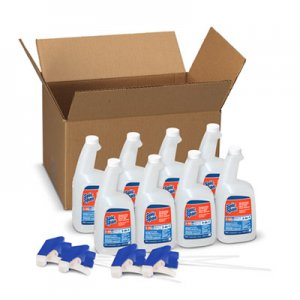 Spic and Span Disinfecting All-Purpose Cleaner, Fresh Scent, 32 oz Spray Bottle, 8/CT PGC58775CT 58775