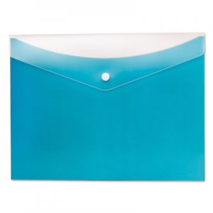 Pendaflex Poly Snap Envelope, Snap Closure, 8.5 x 11, Blueberry PFX95562 95562