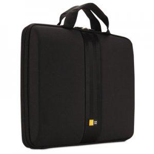 "Case Logic Laptop Sleeve for 13"" Chromebook or Laptops, 14 1/4 x 1 7/8 x 11, Black CLG3201246"