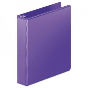 "Wilson Jones Heavy-Duty D-Ring View Binder with Extra-Durable Hinge, 3 Rings, 1.5"" Capacity, 11 x 8"