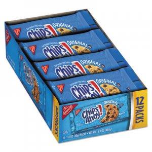 Nabisco Chips Ahoy Cookies, Chocolate Chip, 1.4 oz Pack CDB52220 044000052220