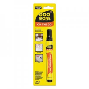 Goo Gone Mess-Free Pen Cleaner, Citrus Scent, 0.34 Pen Applicator WMN2100EA 2100EA