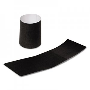 "AmerCareRoyal Napkin Bands, Paper, Black, 1 1/2"", 4000/Carton RPPRNB4MBK RPP RNB4MBK"
