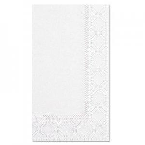 Hoffmaster Dinner Napkins, 2-Ply, 15 x 17, White, 1000/Carton HFM180500 180500