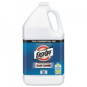 Professional EASY-OFF Glass Cleaner Concentrate, 1 gal Bottle, 2/Carton RAC89772CT 36241-89772