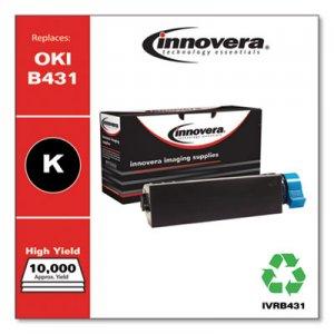Innovera (44574901) Toner, Black IVRB431