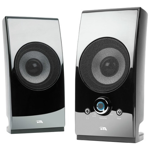 Cyber Acoustics Powered Speaker System CA-2027
