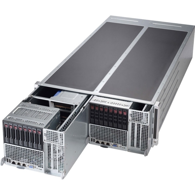 Supermicro SuperServer (Black) SYS-F648G2-FC0PT+ F648G2-FC0PT+