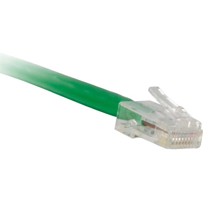 ENET Cat.5e Patch Network Cable C5E-GN-NB-4-ENC