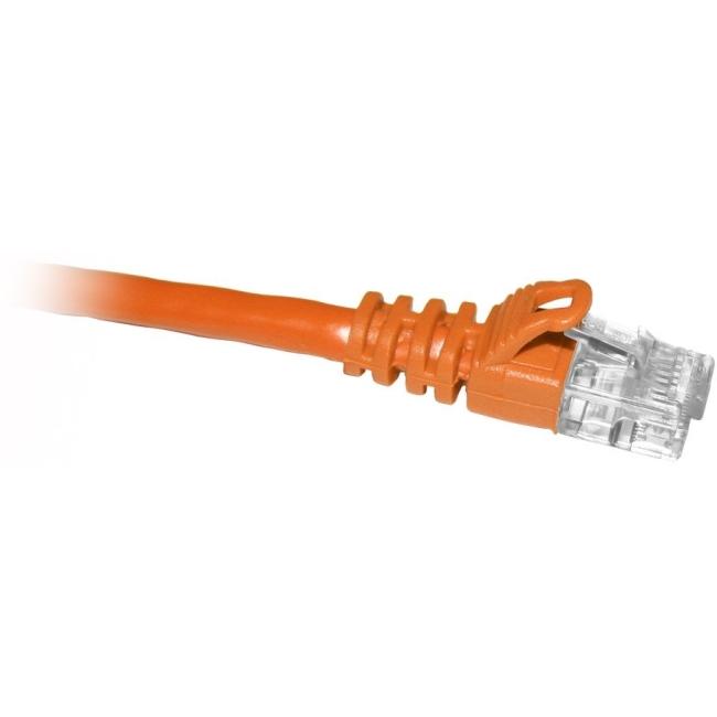 ENET Cat.5e Patch UTP Network Cable C5E-OR-30-ENC