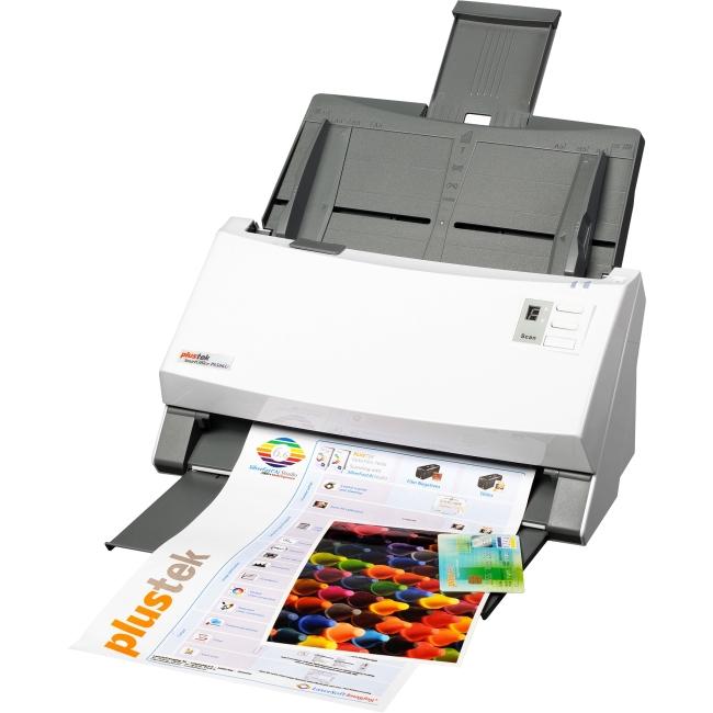 Plustek SmartOffice Sheetfed Scanner 783064426367 PS506U