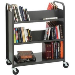 Bretford Duro Book Cart V336-RN5