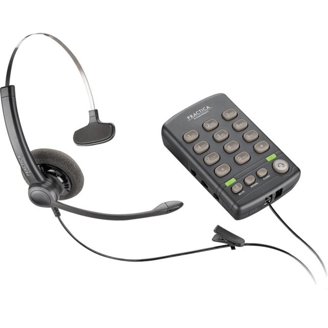 Plantronics Practica Standard Phone 204549-01 T110