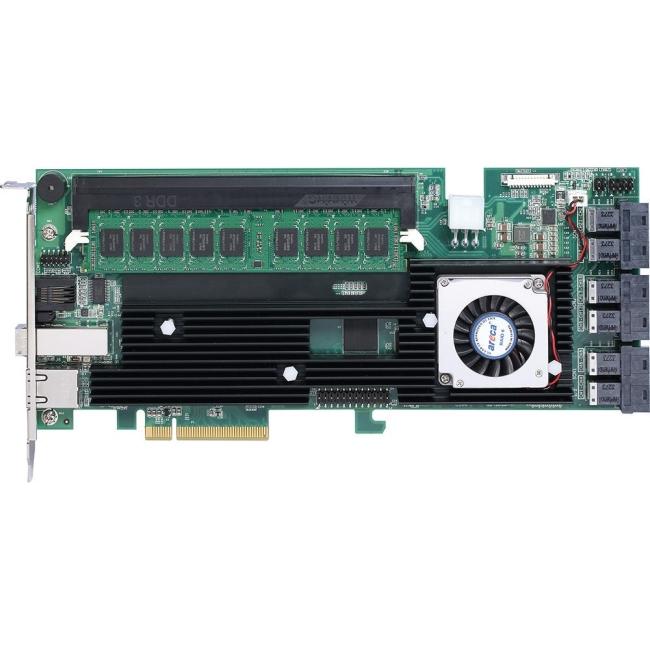 Areca PCIe 3.0 12Gb/s SAS RAID Controller ARC-1883IX-24